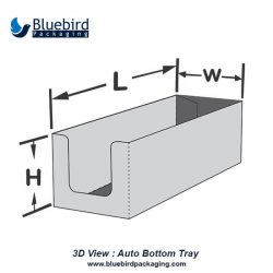 auto bottom tray