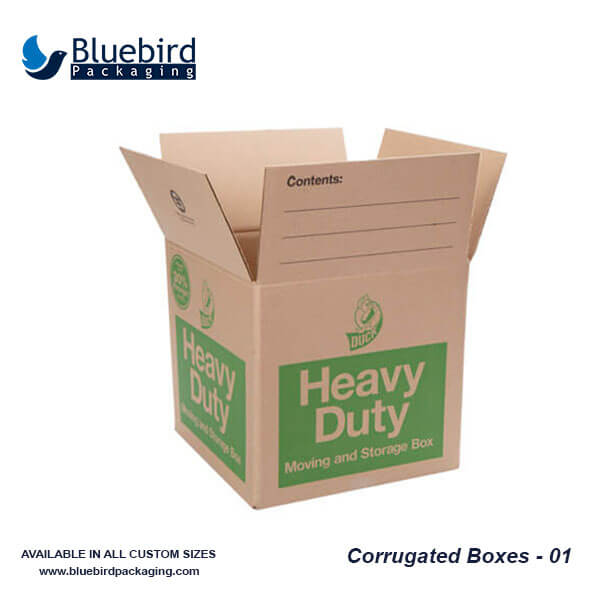 Corrugated Boxes | Corrugated Boxes Packaging Wholesale