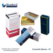 cosmetic boxes